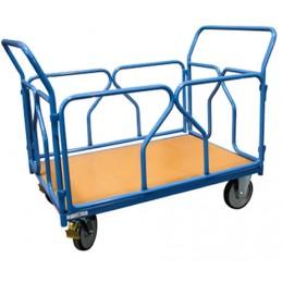 Chariot modulaire 1200 x 800 mm capacité 500 kg