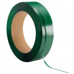 Bobine de feuillard polyester de 12 à 19 mm