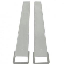 Rallonges de fourches largeur intérieures 135 mm