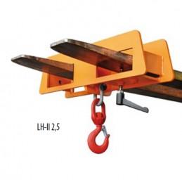 Crochet pour chariot élévateur de 1500 à 7500 kg