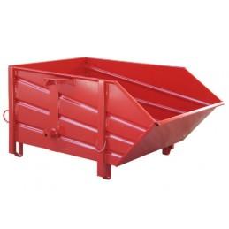 Conteneur à tourillon pour le BTP capacité 100 litres