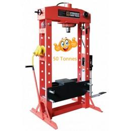 Presse d'atelier 50 T hydraulique