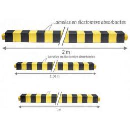 Butée de protection de sol sur 3 longueurs différentes.