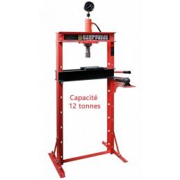 Presse d'atelier hydraulique 12 T