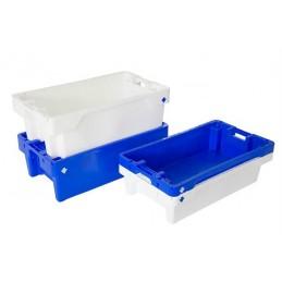Bac à poisson emboîtable 35 litres ou 20 kg de poissons
