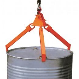 Pince pour le levage vertical des fûts 360 kg