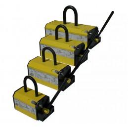 Porteur magnétique de levage de 100 à 5000 kg
