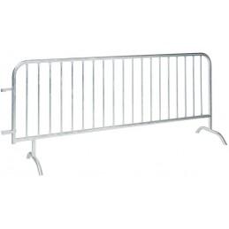 Barrière de protection à 19 barreaux longueur 2500 mm
