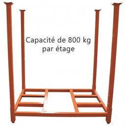 Rack de stockage pour palette 1800 kg