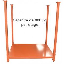 Rack de stockage pour charges sans palette 1800 kg