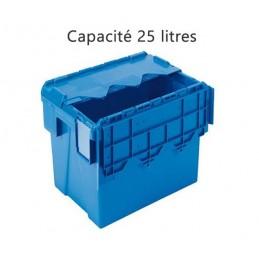 Bac de transport 25 litres
