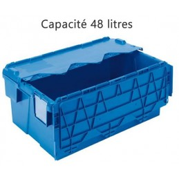 Bac de transport 48 litres
