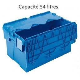 Bac de transport 54 litres