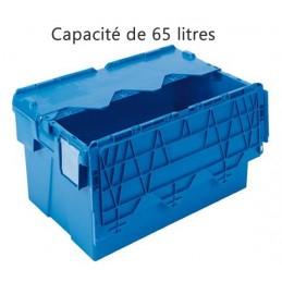 Bac de transport 65 litres
