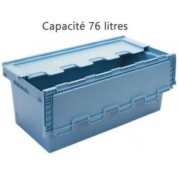 Bac de transport 76 litres
