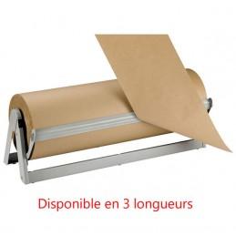 Dérouleur de rouleau papier horizontal