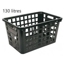 Panier pour laverie 130 litres