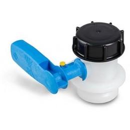Robinet pour container IBC 100 litres