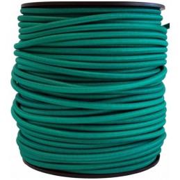 Bobine sandow 6 mm couleur vert