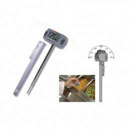 Thermomètre digital alimentaire à coeur -40 à + 150 degrés