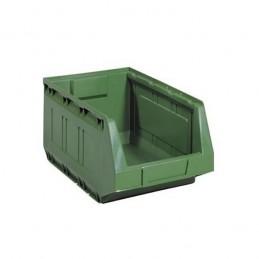 Bac à bec 10 litres couleur vert.