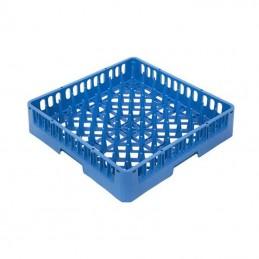 Casier lave-vaisselle pour assiettes mailles profilées avec doigts