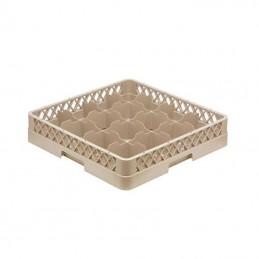 Casier lave-vaisselle pour tasses à 16 compartiments