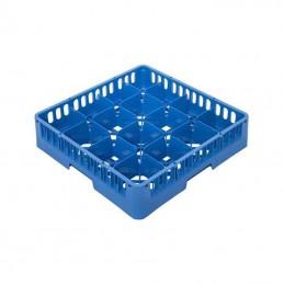 Casier lave-vaisselle pour verres à 16 cases 112x112 mm