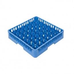 Casier lave-vaisselle pour verres à 49 cases 62 x 62 mm