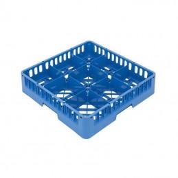 Casier lave-vaisselle pour verres à 9 cases 150x150 mm