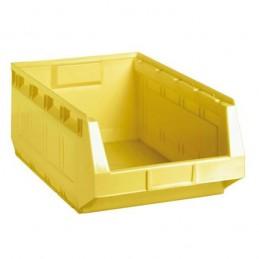 Bac à bec 30 litres couleur jaune
