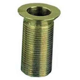 Evacuation d'évier cuivre 1/2 longueur 51 mm