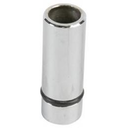 Tube de surverse 3/4 chromée 54 mm