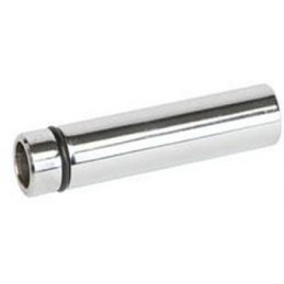 Tube de surverse 3/4 chromée 94 mm