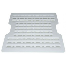Grille pour bac alimentaire gn1-2