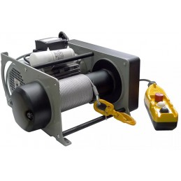 Treuil électrique de levage et de traction