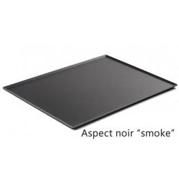 Plat 300 x 200 mm pour présentation de pâtisseries noir