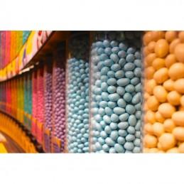 Distributeur de bonbons avec montage mural