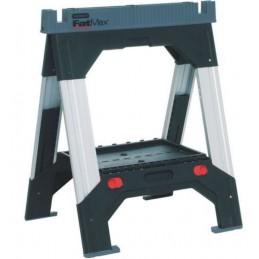 Tréteaux bimatière ajustable capacité 1350 kg