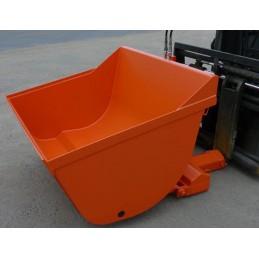 Godet à vrac hydraulique capacité de 1500 à 3000 kg