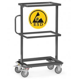 Servante ESD avec armature ouverte capacité 200 kg