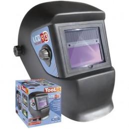 Masque de soudeur LCD TECHNO 9-13 -TRUE COLOR
