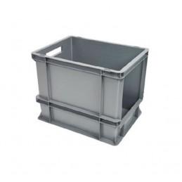 Bac 400x300x320 mm pour rangement entrepôt et magasin