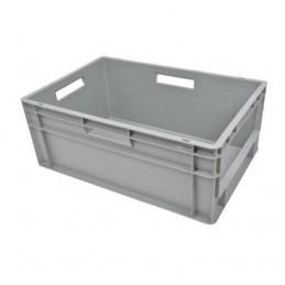Bac 600x400x240 mm pour rangement entrepôt et magasin