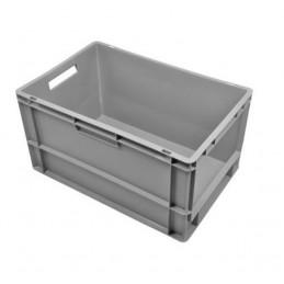 Bac 600x400x320 mm pour rangement entrepôt et magasin