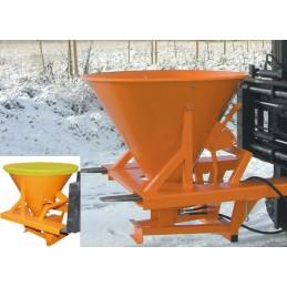 Epandeur hydraulique 265 litres pour chariot élévateur