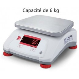 Balance 6 kg inox alimentaire compact