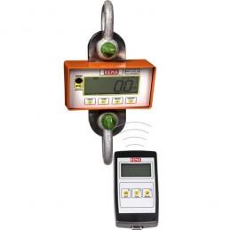 Dynamomètre avec télécommande radio