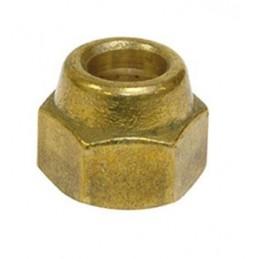 Écrou standard 5/8 SAE laiton