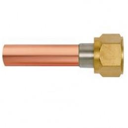 Extension 60 mm 1/4 x 1/4 connexion de soudure